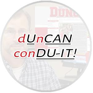dUnCAN conDU-IT